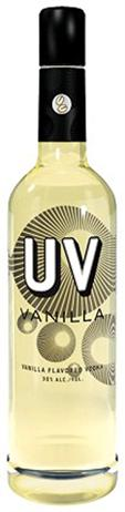 Uv Vodka Vanilla